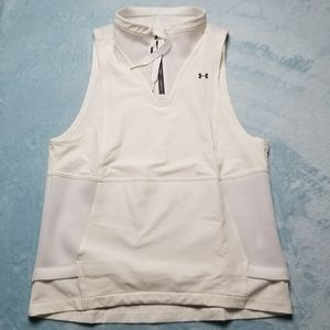 NEW Under Armour Size XL Women's Vest White